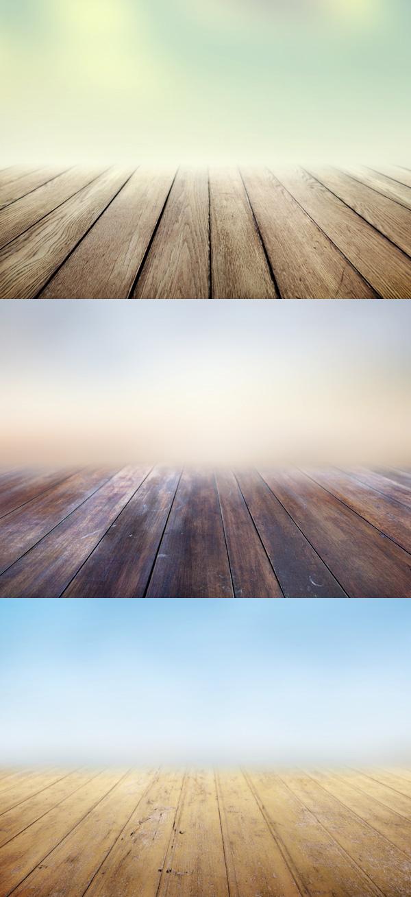 3 Infinite Wooden Floors Graphicburger