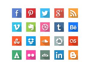 Social-Media-Flat-Icons-300