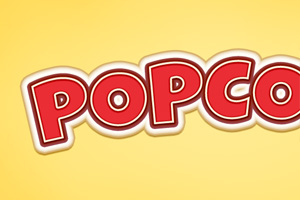 Popcorn-Text-Effect-300