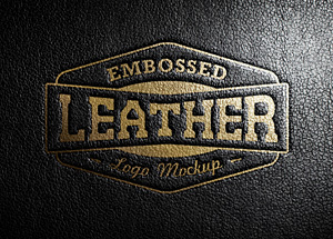 Embossed-Leather-Logo-MockUp-300