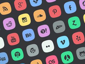 subtle-social-meida-icons-300