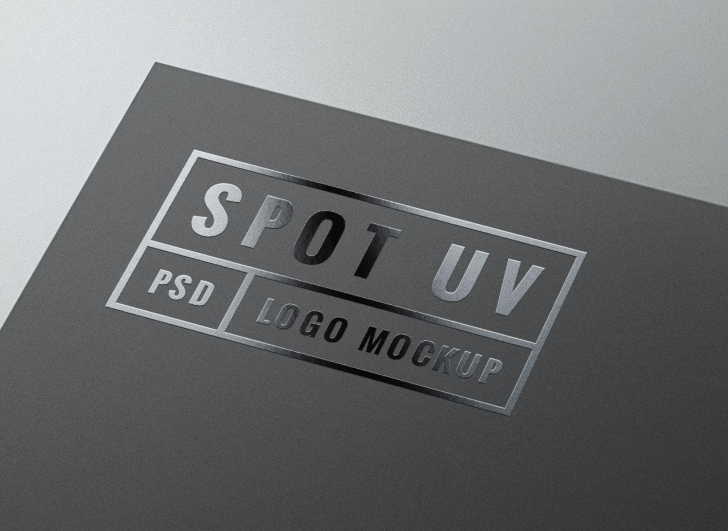 Spot Uv Light Card Spo...