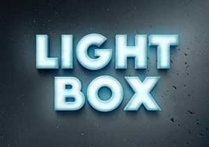 Lightbox-Text-Effect-300