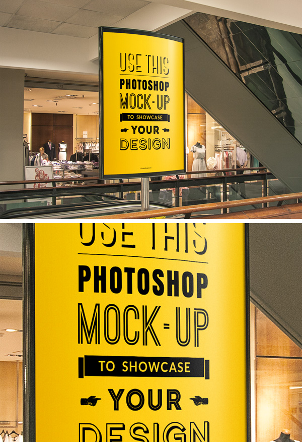 Indoor-Advertising-Poster-MockUp-600 October Newsletter Templates on free downloadable preschool, printable downloadable,