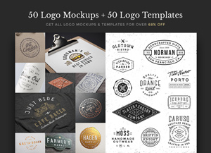 50-Logo-Mocks-50-Logo-Templates-300
