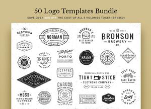 50-Logo-Templates-Bundle-300