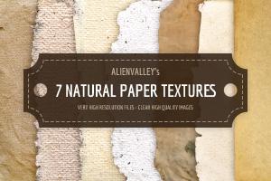 7-Natural-Paper-Textures-300