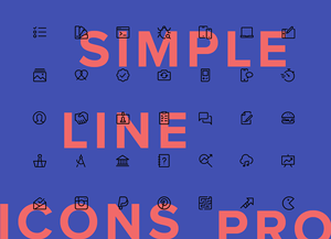 Simple-Line-Icons-Pro-300