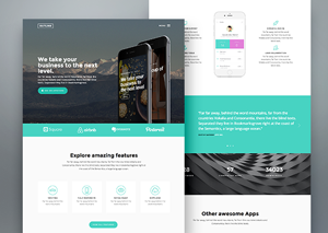 Outline-HTML-Template-300