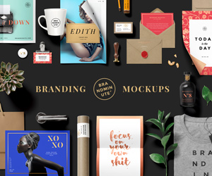 Brandminute Mockups – sponsored 2
