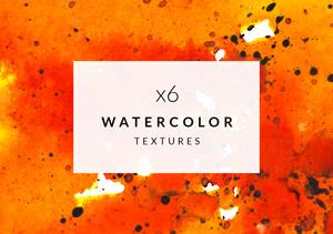 6-Watercolor-Textures-300