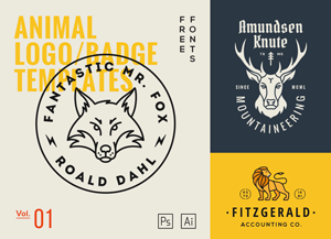 Animal-Logo-Templates-vol1-300