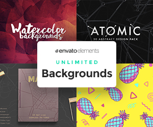 EnvatoElements Backgrounds – sponsored