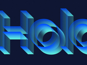 Holo-Text-Effect-300