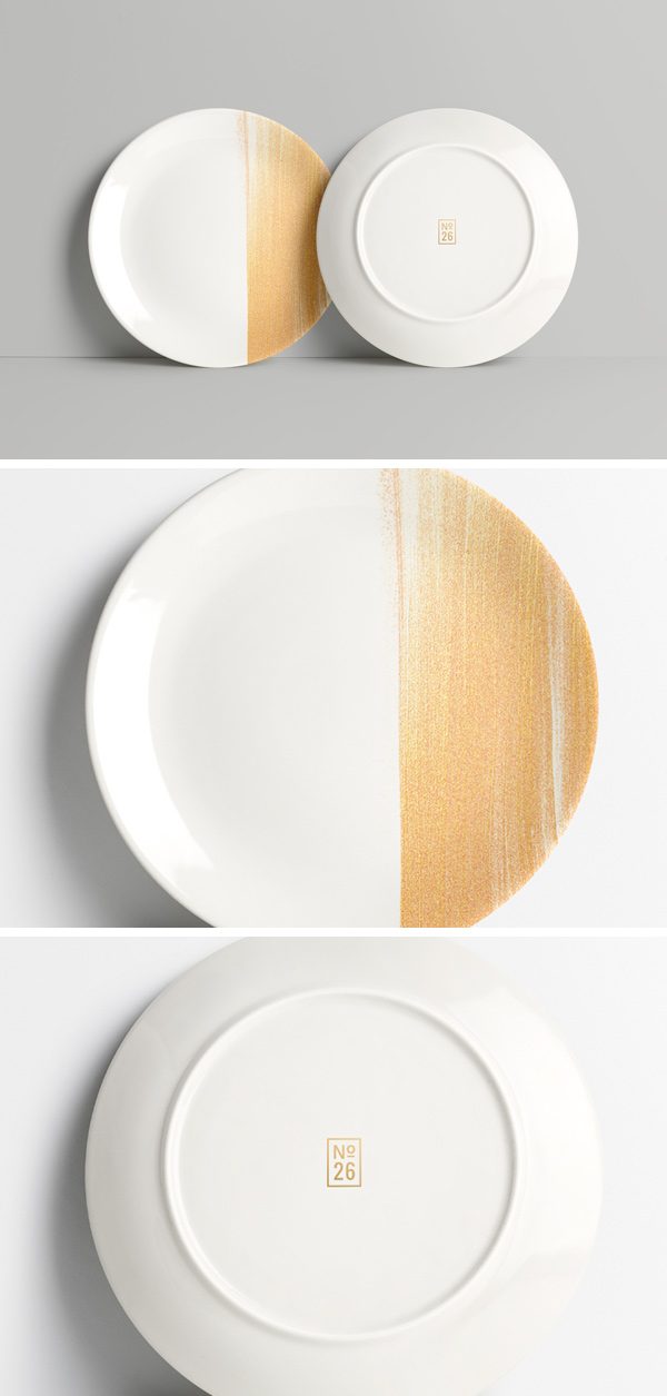 Plate Mockup Psd Graphicburger