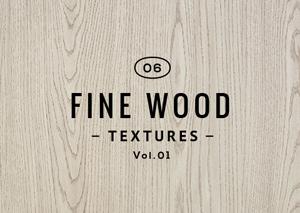 6 Fine Wood Textures Vol1