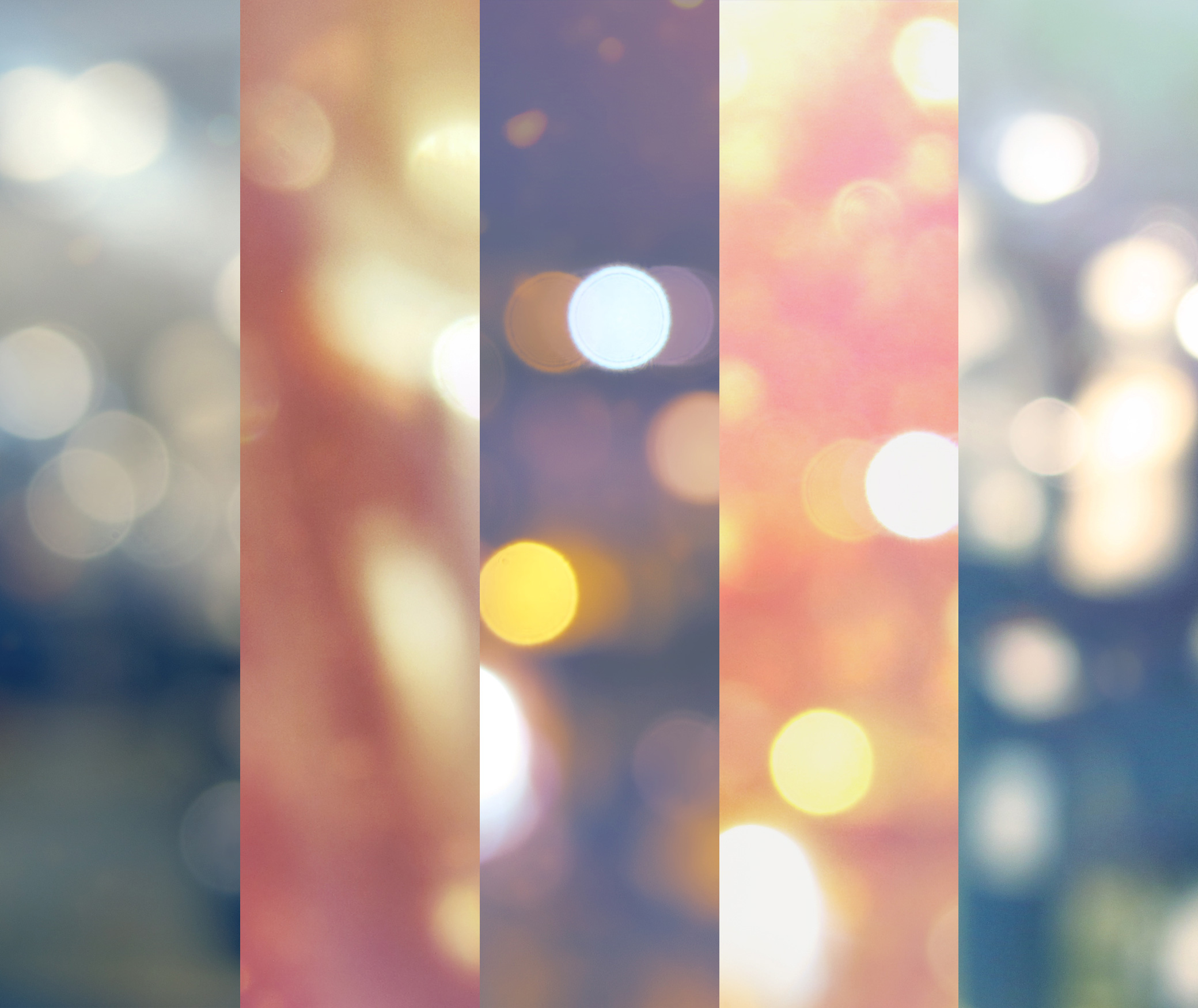 5 Bokeh Backgrounds Vol 1 | GraphicBurger