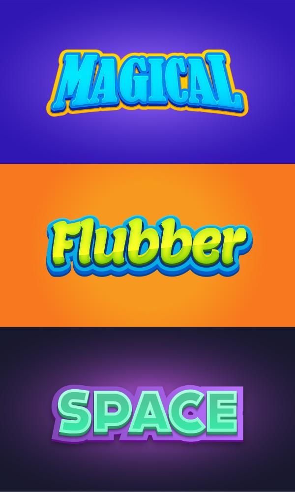 3 illustrator graphic styles vol 3