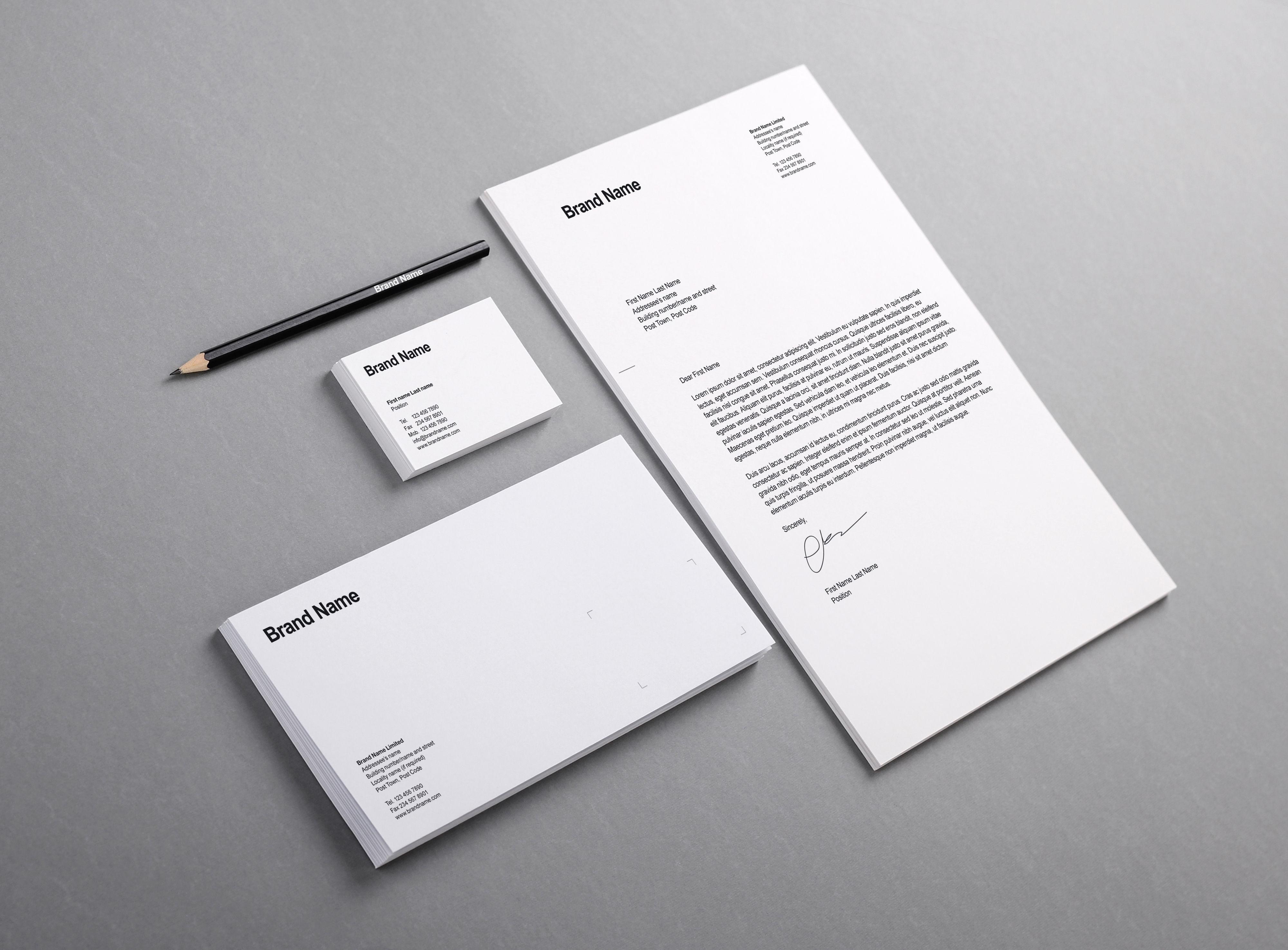 branding    identity mockup vol 12