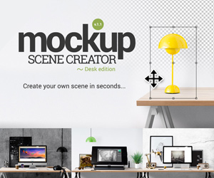 Scene Creator Desk – Sponsored