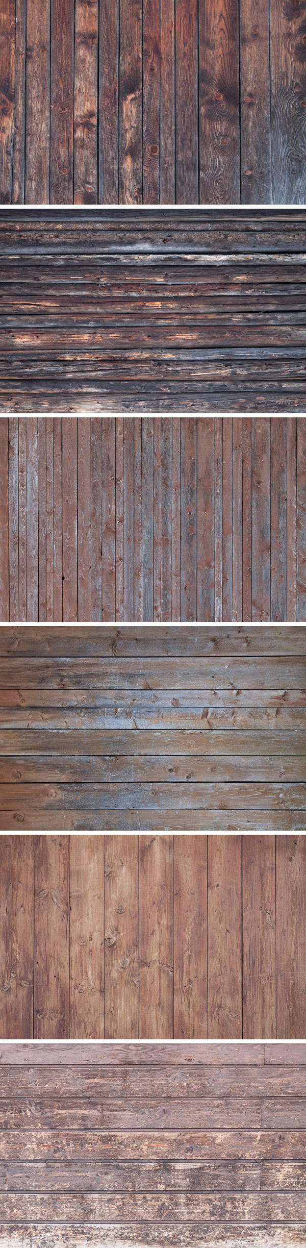 6 Vintage Wood Textures Vol 4 Graphicburger