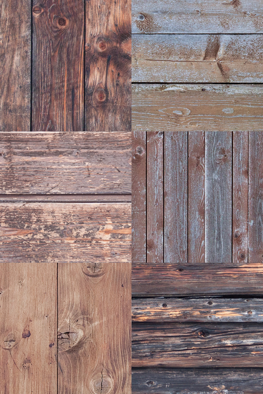6 Vintage Wood Textures Vol 4 Graphicburger