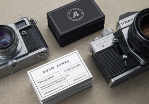 Business Card Graphicburger