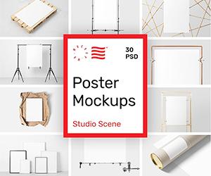 Mr Mockup Poster Mockups – sponsored