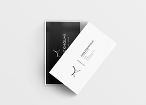 Business card graphicburger 8 clean business card mockups reheart