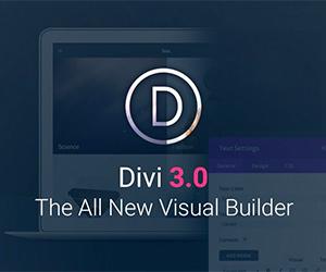 Divi 3 – sponsored