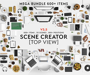 Scene Creator v3 – sponsored