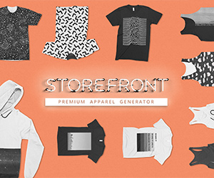 Storefront – sponsored