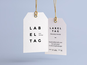 Price Tag Design Template Free