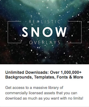 Envato sponsored backgrounds